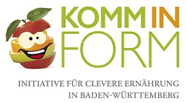 Logo Komm in Form